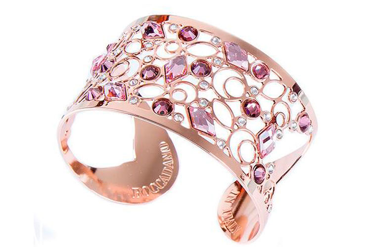 Boccadamo e Swarovski International 5 01 17 8