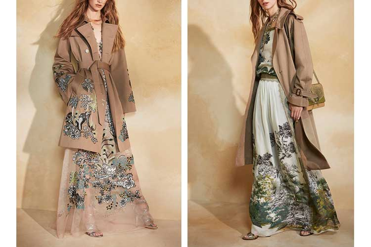 Urban jungle by Alberta Ferretti 4